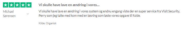 Michael Sørensen - TrygFonden 12.11.19